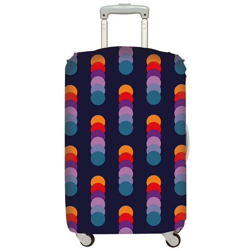 LOQI suitcase jacket │ neon lights 【M】