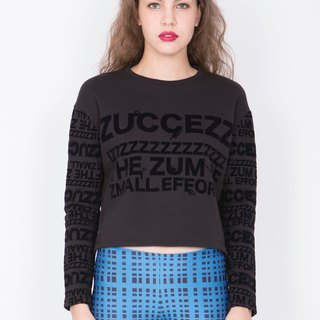 ZIZTAR successful sweater KW14-024