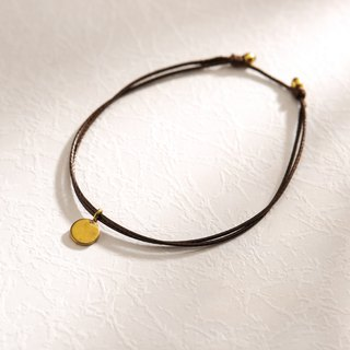 Charlene💕 traction bracelet 💕 - jewelry size S, M, this page S + temperament fine gold thread, number SYM12