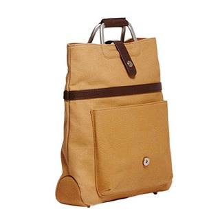 Amore Aigad Portable Backpack Backpack - Khaki