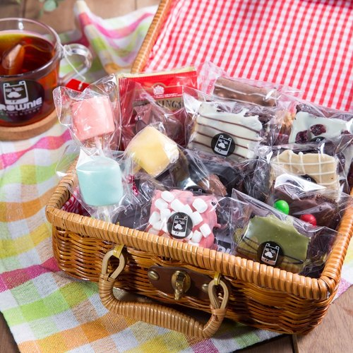 【mr.BROWNIE】Picnic time Browne Gift Set