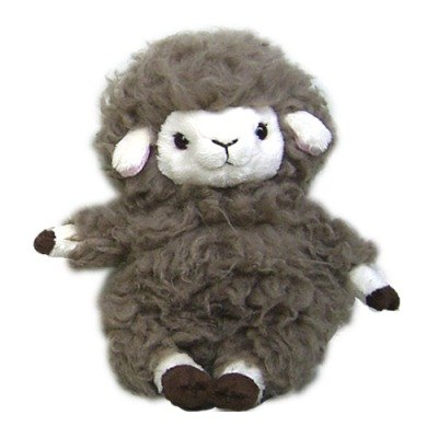 Meilu, Japan sheep sister nap relieve pressure dolls (small) _Brown (ML1409202)