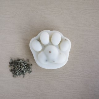 Catmint Cat Paw Soap (for PET)- Cedarwood