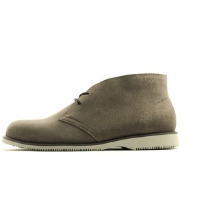 "[Dogyball] As-win water-repellent eco-friendly leather desert boots earth color ""ECO green shoes"""