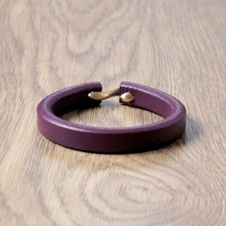 handmade leather bracelet, Personalized Simple Style handmade leather bracelet