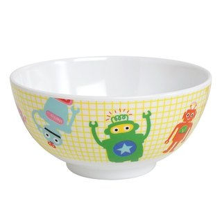 GINGER │ Danish Thai Design - Naughty Robot Rice Bowl