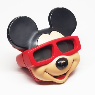 1989 Mickey 3D stereoscopic view machine Viewmaster