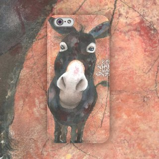 ▷ Umade ◀ curious [iPhone (i4s, i5s, i5c, i6, i6s, i6plus, i6splus) / Android (Samsung, Samsung, HTC, Sony) Phone Case / Accessories - matte hard shell - artist Tsai Cheng encyclical] LOU TSAI