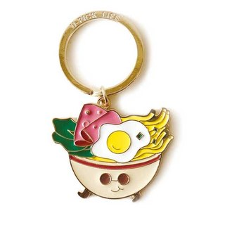 U-PICK original product life of Hong Kong-style tea keychain creative key chain key ring (3) Optional