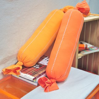 Healing is the life of good products: candy pillow (orange combination)