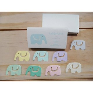 PAPER INDEX CLIP/BOOKMARK-ELEPHANT
