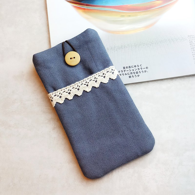 Customized phone bag, mobile phone bag, mobile phone protective cloth cover such as iPhone Samsung (P-108)