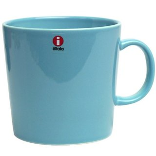 Northern Europe and Finland iittala Teema mug, 0.4L turquoise