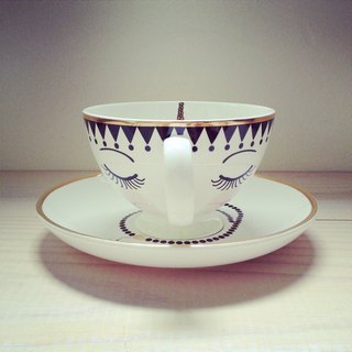 Wink cups and saucers Group