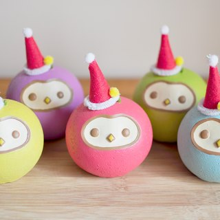 Christmas exclusive Owl tabletop decoration