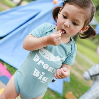 [My little star] dream Infinity organic cotton bag fart clothing