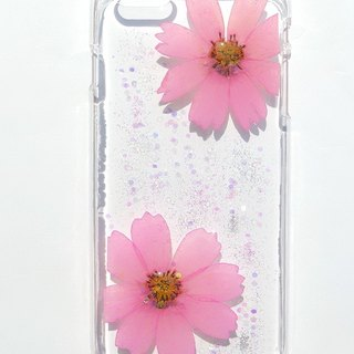 Anny's workshop hand-made Yahua phone protective shell for iphone 6 plus, pink cosmos