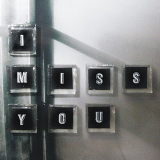 Postcard / Fragments / I Miss You