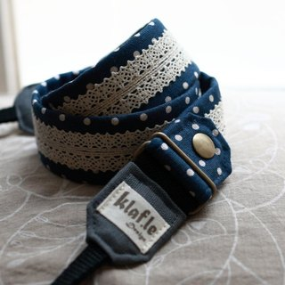 Interchangeable Strap - Classic Lace - latte