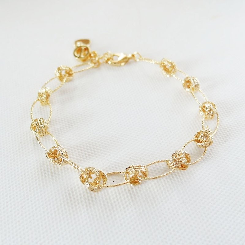 Cha mimi. Low-key charm. Specially designed rope bracelet