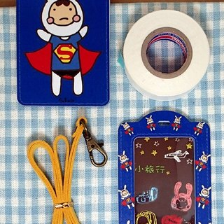 Illustration sets of documents - Superman