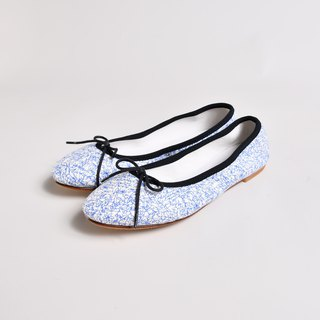 Original price 3980 yuan limited time price of 1980 yuan doll shoes - KATE Margaret Blue