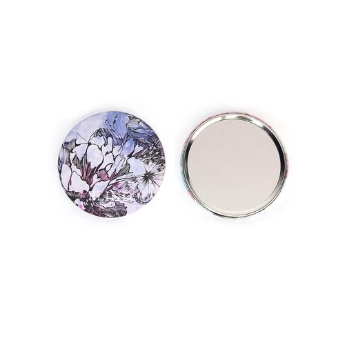 Hong Kong designer brands Blind by JW - Fairy Mirror portable pocket a small mirror (flowers)