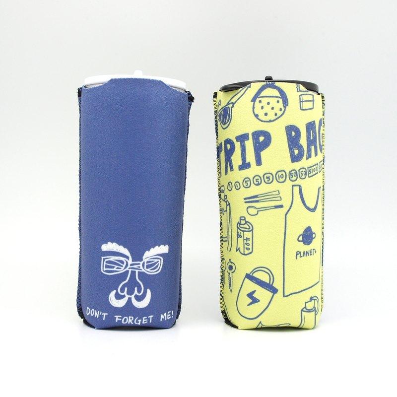 BLR 我的 星巴克 保溫瓶套 Magai's 設計師款 夏季旅行 MY BOTTLE
