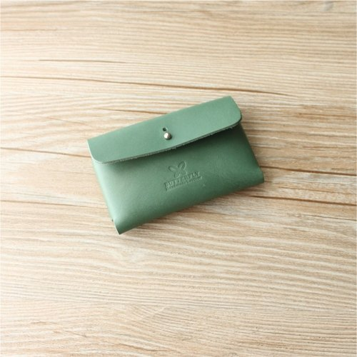 Butterfly hand made leather dark green business card holder buy one butterfly hand made leather dark green business card holder buy one get one colourmoves