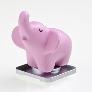 HIPSIONG shoe head - Elephant (Pink) doll shoe camera accessories