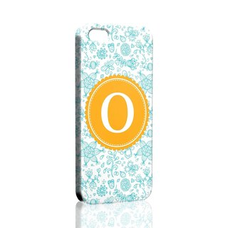 Initial O Custom Samsung S6 S7 note5 note6 iPhone 7 iPhone 7 plus HTC m9 Sony LG g5 v10 phone shell mobile phone sets phone shell phonecase