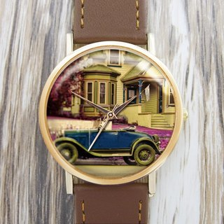 Classic Classic Car - Women's Watch / Men's Watch / Neutral Watch / Accessories [Special U Design]