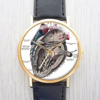 Heart Map - Women's Watch / Men's Watch / Neutral Table / Accessories [Special U Design]