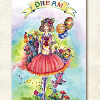 Moon Dreams Dreams embrace personal copy Illustrations 7P