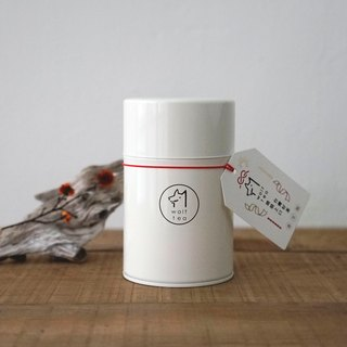 【Wolf Tea】White Wolf Tea Canister - Lishen Oolong Tea