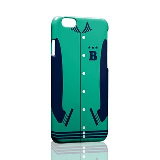 Green baseball jacket custom Samsung S5 S6 S7 note4 note5 iPhone 5 5s 6 6s 6 plus 7 7 plus ASUS HTC m9 Sony LG g4 g5 v10 phone shell mobile phone sets phone shell phonecase