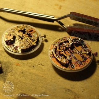 Watch repair (for one year warranty period watch, only for the watches we make)