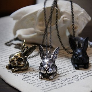 Big rabbit necklace