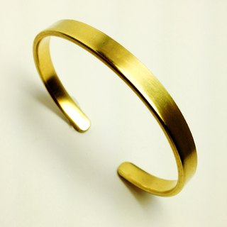 :: :: Original brass bracelet (6MM)