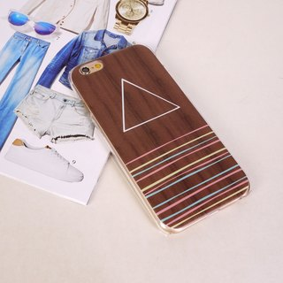 Woodwood Brown 02 Print Soft / Hard Case for iPhone X,  iPhone 8,  iPhone 8 Plus, iPhone 7 case, iPhone 7 Plus case, iPhone 6/6S, iPhone 6/6S Plus, Samsung Galaxy Note 7 case, Note 5 case, S7 Edge case, S7 case