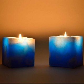 Blue Sky Candle