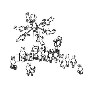 Rabbit Playground | Whirling Rabbits |