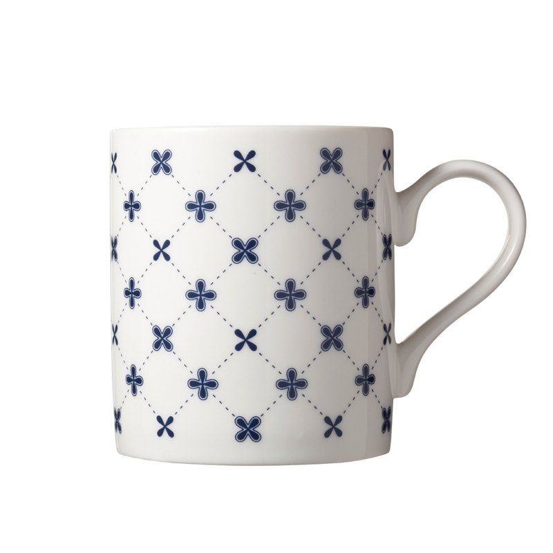 Play the beautiful creation of Formosa osmanthus mug