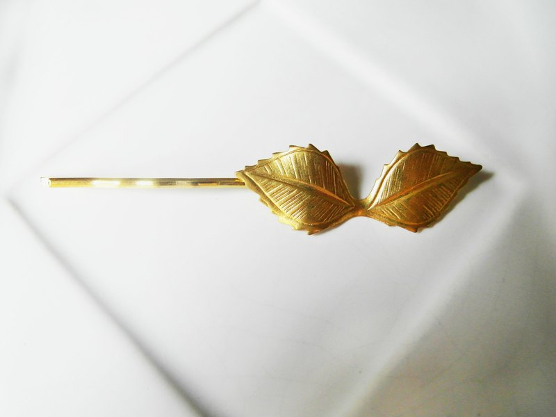 Time Travel Fairy's Hairpin【Double leaf - Right】