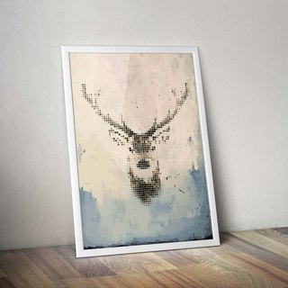 Forest animal series # 3, # 4