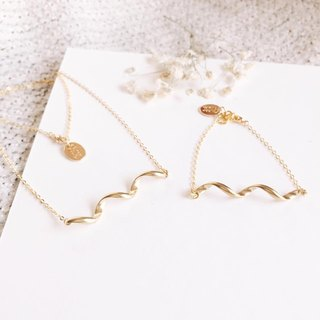 [Acoustic Wave- acoustic / necklace]
