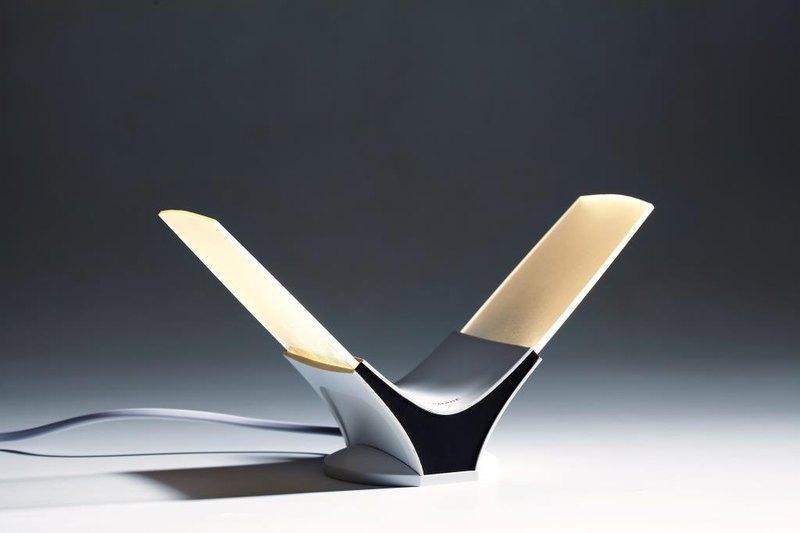 Xcellent Table Twins LED 剪影桌燈