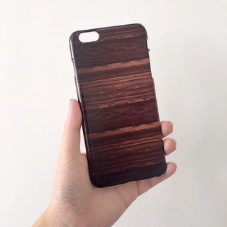 Wood brown Cherry wood 21 3D Full Wrap Phone Case, available for  iPhone 7, iPhone 7 Plus, iPhone 6s, iPhone 6s Plus, iPhone 5/5s, iPhone 5c, iPhone 4/4s, Samsung Galaxy S7, S7 Edge, S6 Edge Plus, S6, S6 Edge, S5 S4 S3  Samsung Galaxy Note 5, Note 4, Note