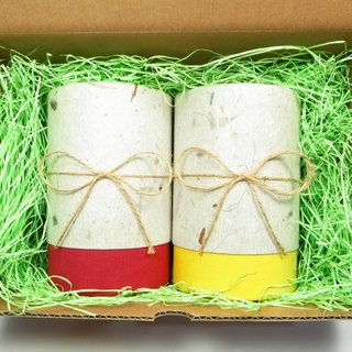 Taiwan Traditional Eco-Friendly Tea Gift Wrap (Red) for 150g tea