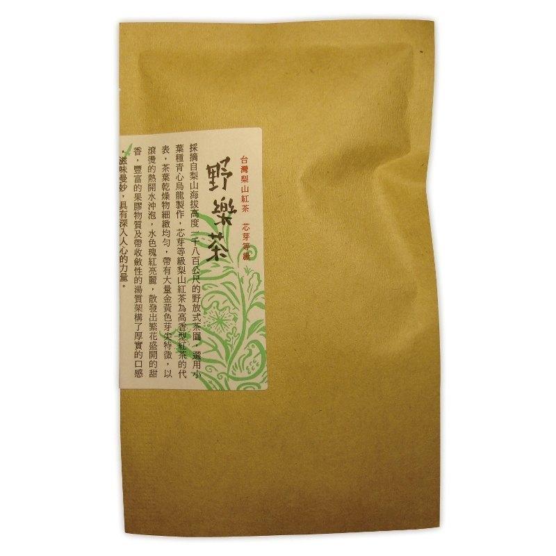 【野樂茶】梨山青心烏龍紅茶迷你包(芯芽等級)